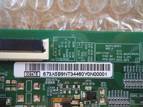 placa tcon samsung un50hu7000 cod 30947b