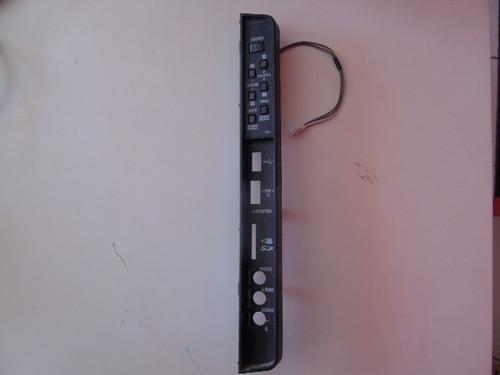placa teclado de funções   toshiba lc4247f