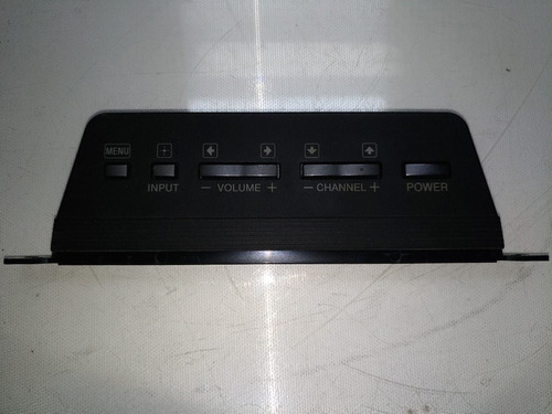 placa teclado funções tv sony klv32m400a