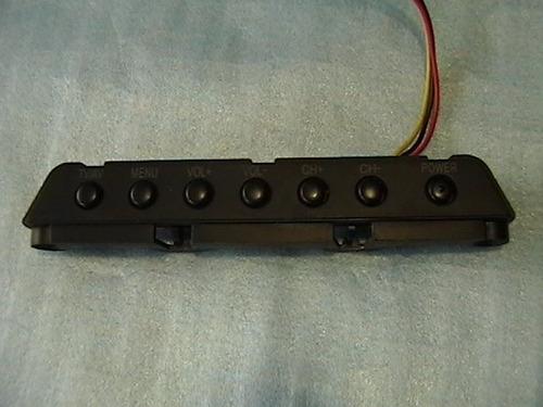 placa teclado tv.hbuster hbtv-42d01fd (0090719218 )