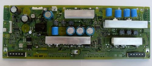 placa tnpa4394  panasonic th42pv80lb