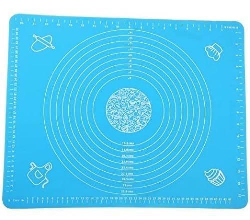 placa trabajo silipad fondant antiadherente 50x40  / lauacu