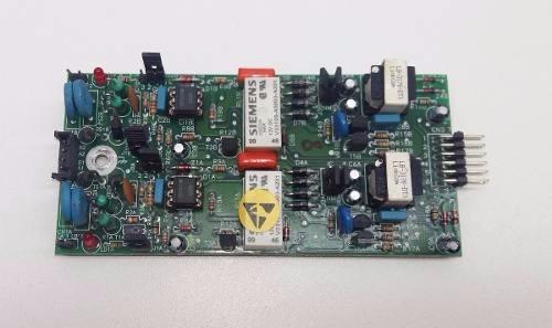 placa tronco (2 troncos) intelbras 10040 /16064 / corp 16000
