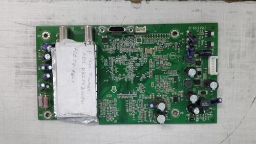 placa tuner tv aoc l32w831 715t3176-d