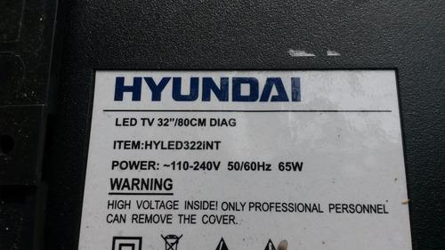 placa tv led hyundai 32