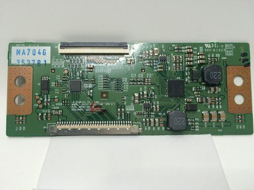 placa tv lg tcom lg32lb620b