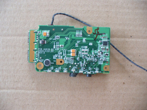 placa usb+audio notebook bluesky 0207n