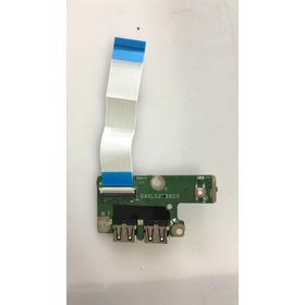Placa Usb Botão Power LG S425 S430 S460 Da0lg2tb6do