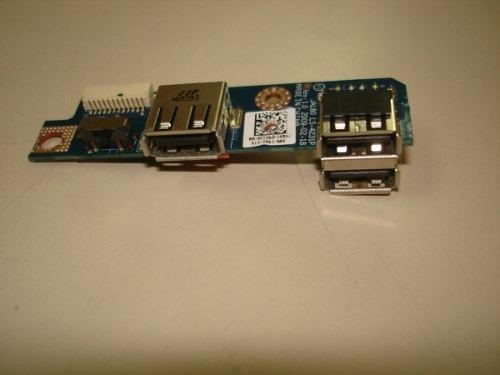 placa usb com chave wireless vostro 1310 com cabo flat