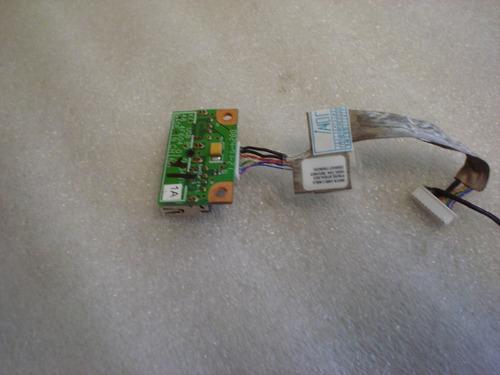 placa usb hp dv2000 series pn 48.4f604.011