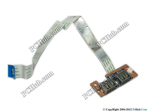 placa usb hp probook 4425s mod: dasx6atb6e0