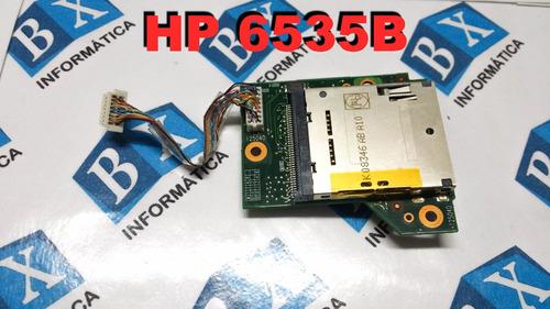 placa usb leitor de cartão hp 6535b