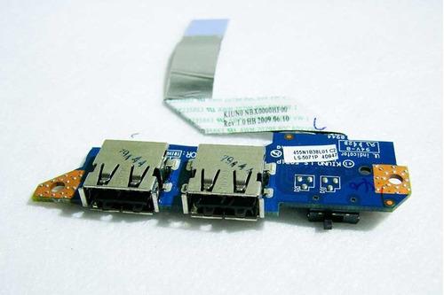 placa usb + on off wifi netbook lenovo ideapad s10-2