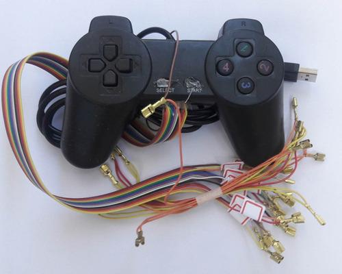 placa usb para montar controle arcade