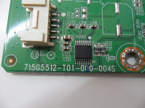 placa vga tv led aoc pdl4610q (715g5512-t01-000-004s)