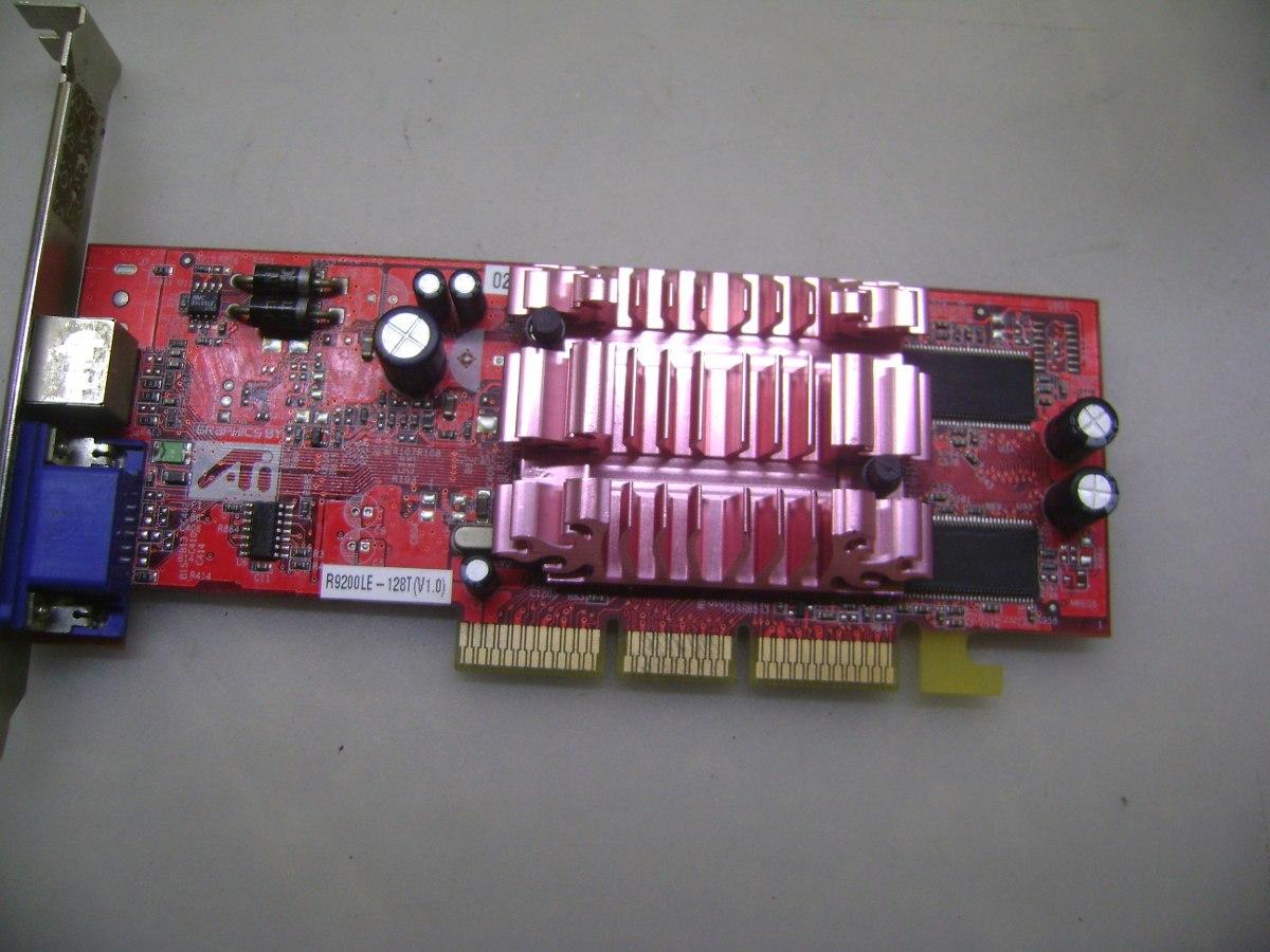 ATI R9200LE DRIVER FOR PC
