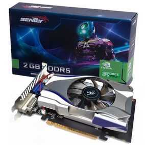 Placa Video Geforce Gt 740 2gb Ddr5 128bit Hdmi Vga Fortnite