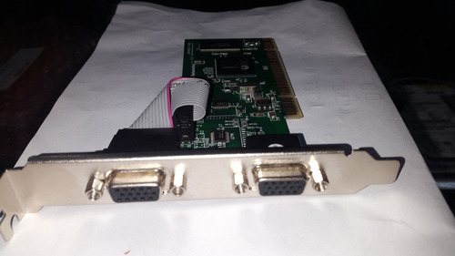 placa video pci