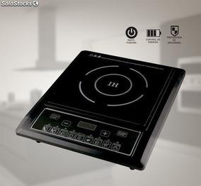 Cocina Electrica Vitroceramica Induccion Magnetica Coccion En