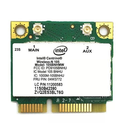 placa wi-fi mini pci 105bnhmw doble antena