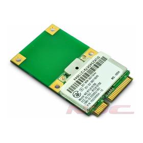 Placa Wi Fi Para Notebook - Realtek Rtl8187se