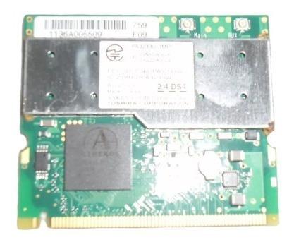 placa wifi askey pa-3233u para toshiba p25-s507