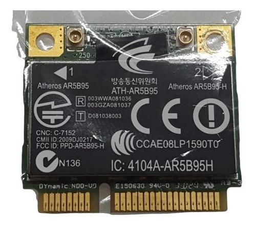 placa wifi atheros ar5b96-h notebook compaq cq56
