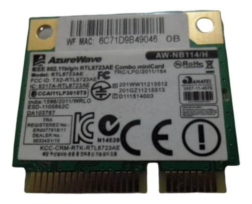 placa wifi  aw-nb114/h  para cx266