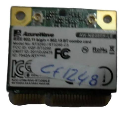 placa wifi bluetooth azurewave ar5b225 aw-nb097h-le eurocase
