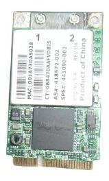 placa wifi broadcom bcm94311mcghp3 para notebook lg e500