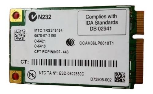 placa wifi dell d830 intel 4965gn 300mbp