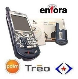 placa wifi palm treo 650 enfora - outlet coleccionista
