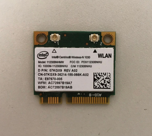 INTEL CENTRINO WIRELESS-N 1030 DRIVER PC