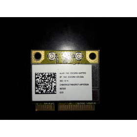Placa Wifi Wll6230b-d99 Para Notebook Samsung (original).