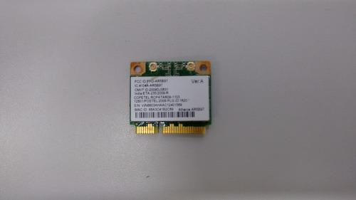 placa wireless acer aspire 4738