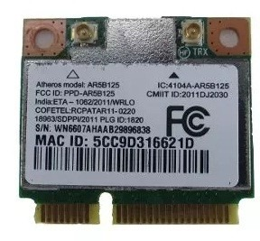 ATHEROS AR58125 DRIVERS FOR MAC