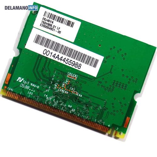 placa wireless acer extensa 3000 bcm94318mpg promoção (3962)
