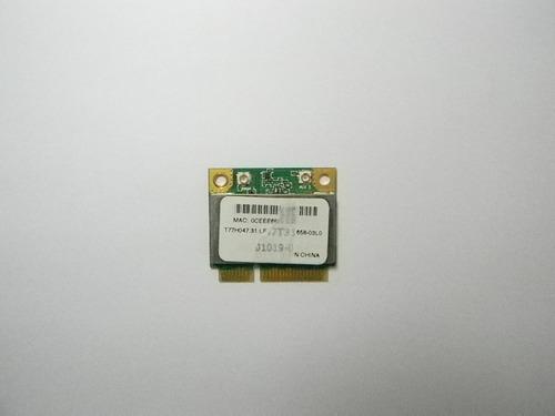 placa wireless acer - model 5542 p/n 250-01626-040 cód 721