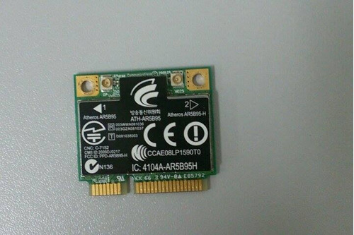 placa wireless atheros ar5b95