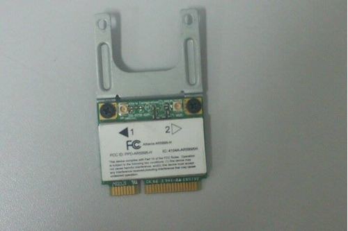 placa wireless atheros ar5b95h