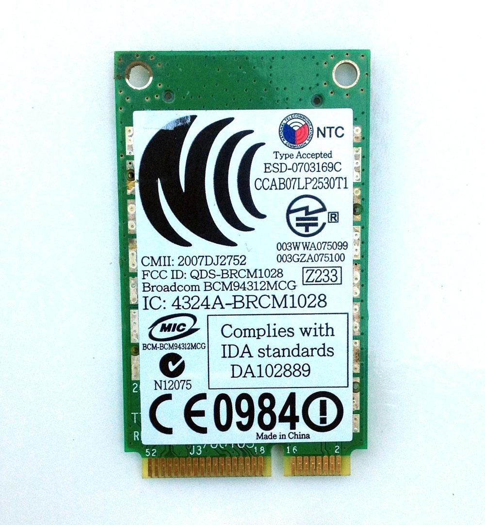 BROADCOM WIRELESS BCM-94XX DRIVERS FOR PC