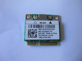 BROADCOM DELL WIRELESS 1397 WLAN MINI-CARD DRIVER FOR MAC DOWNLOAD