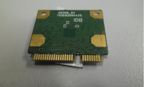 placa wireless itautec notebook w7430