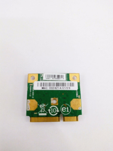 placa wireless netbook lg x110 ean59297401