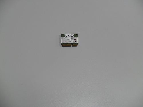 placa wireless netbook samsung nc110 - frete grátis!