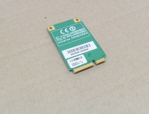 placa wireless netboook acer zg5