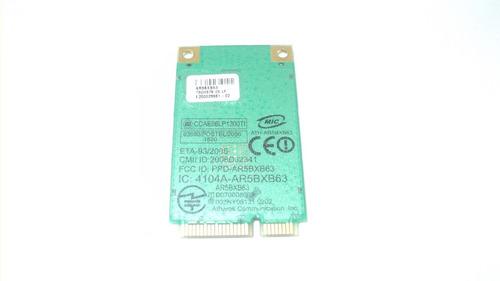 placa wireless notebook