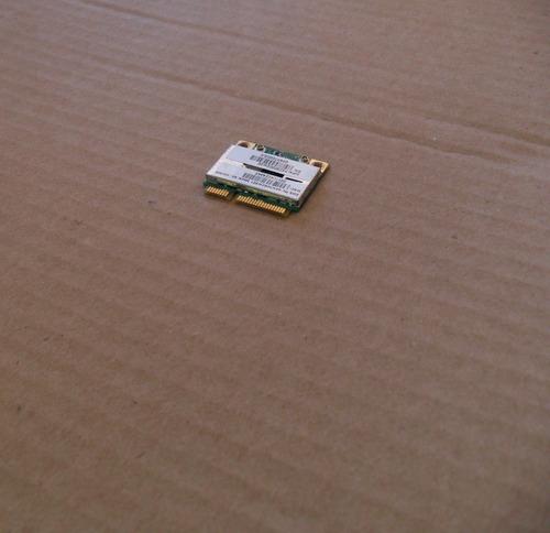 placa wireless notebook acer 4540 - frete grátis!