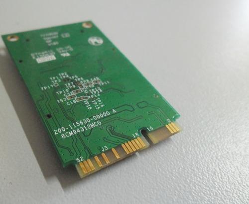 placa wireless notebook acer extensa 4420