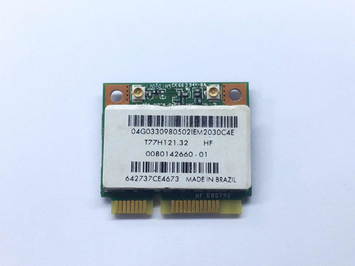 placa wireless notebook asus a43e